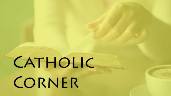 Catholic Corner articles